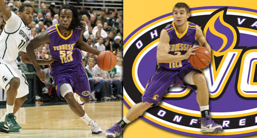 Murphy and Swansey receive post-season honors