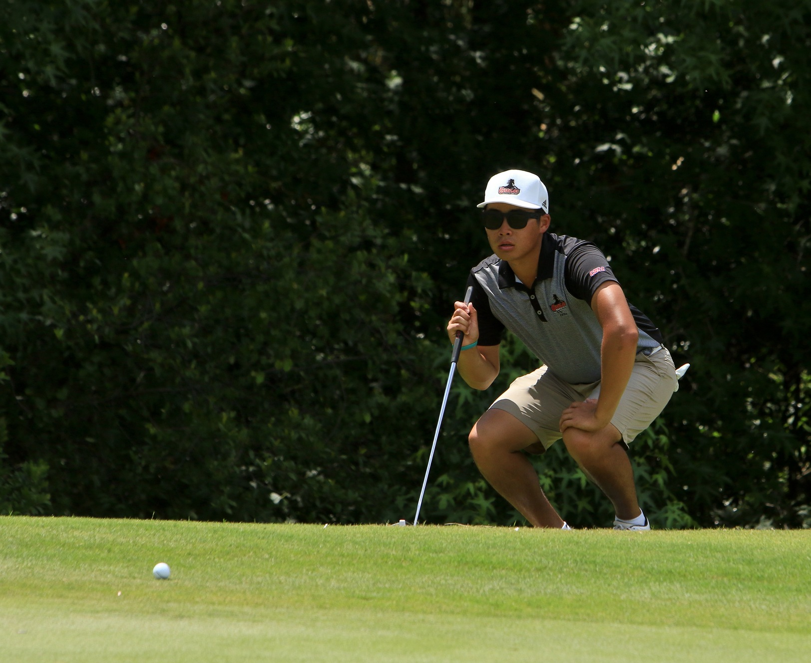 CHARGERS IMPROVE ON DAY TWO OF NCAA DIVISION II GOLF CHAMPIONSHIPS