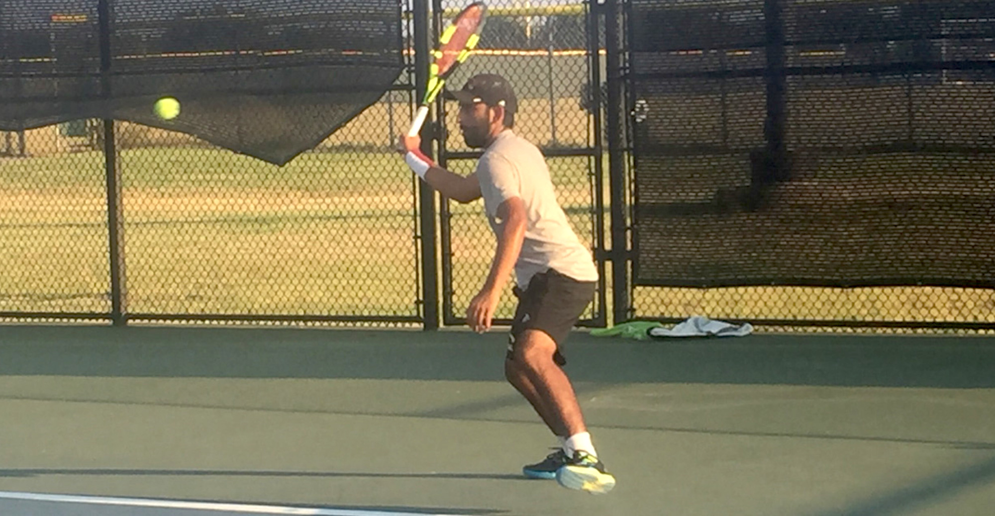 Padilla Named SCAC Men's Tennis Singles Player of the Week
