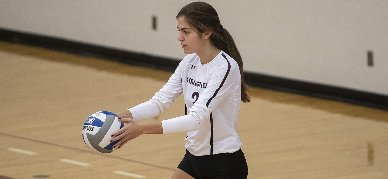 Women's Volleyball Falls to Middlebury and Williams In New England Challenge