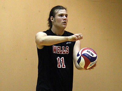 Men's Volleyball Splits At Sarah Lawrence Tri-Match