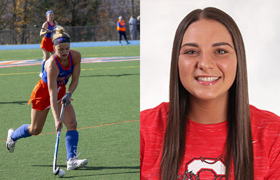 Croteau and D'Amico named PrestoSports Field Hockey Athletes of the Week