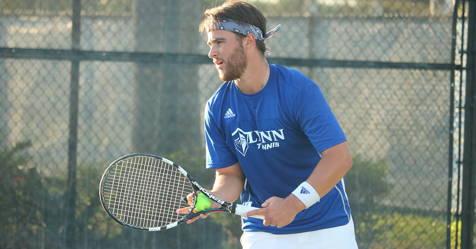 Men's Tennis Escapes No. 29 Indianapolis, Wins 10th in a Row