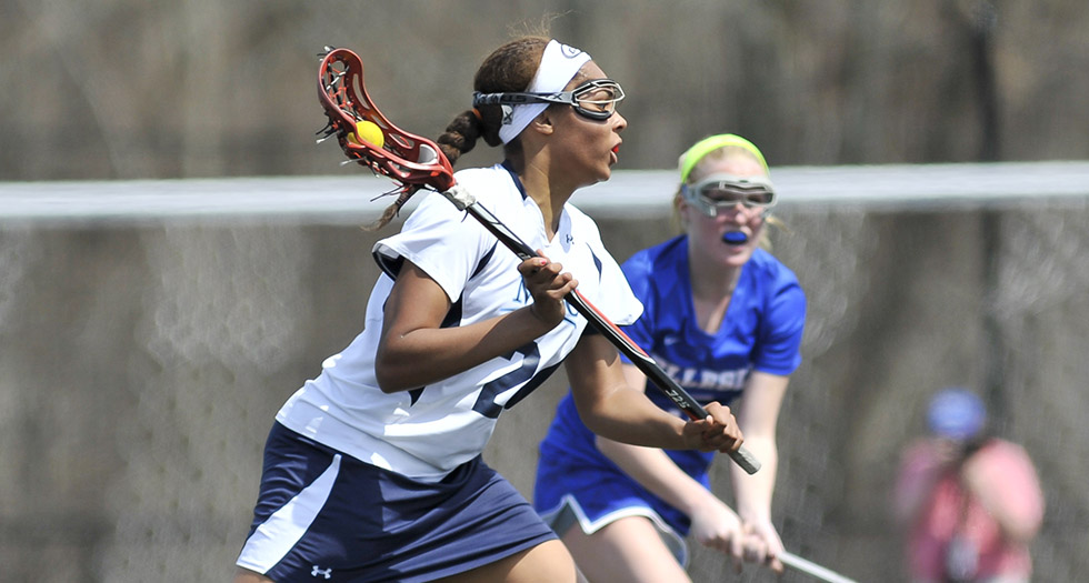 Lacrosse Falls to Wellesley in NEWMAC Quarterfinals