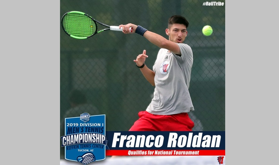 Franco Roldan qualifies for National Tournament