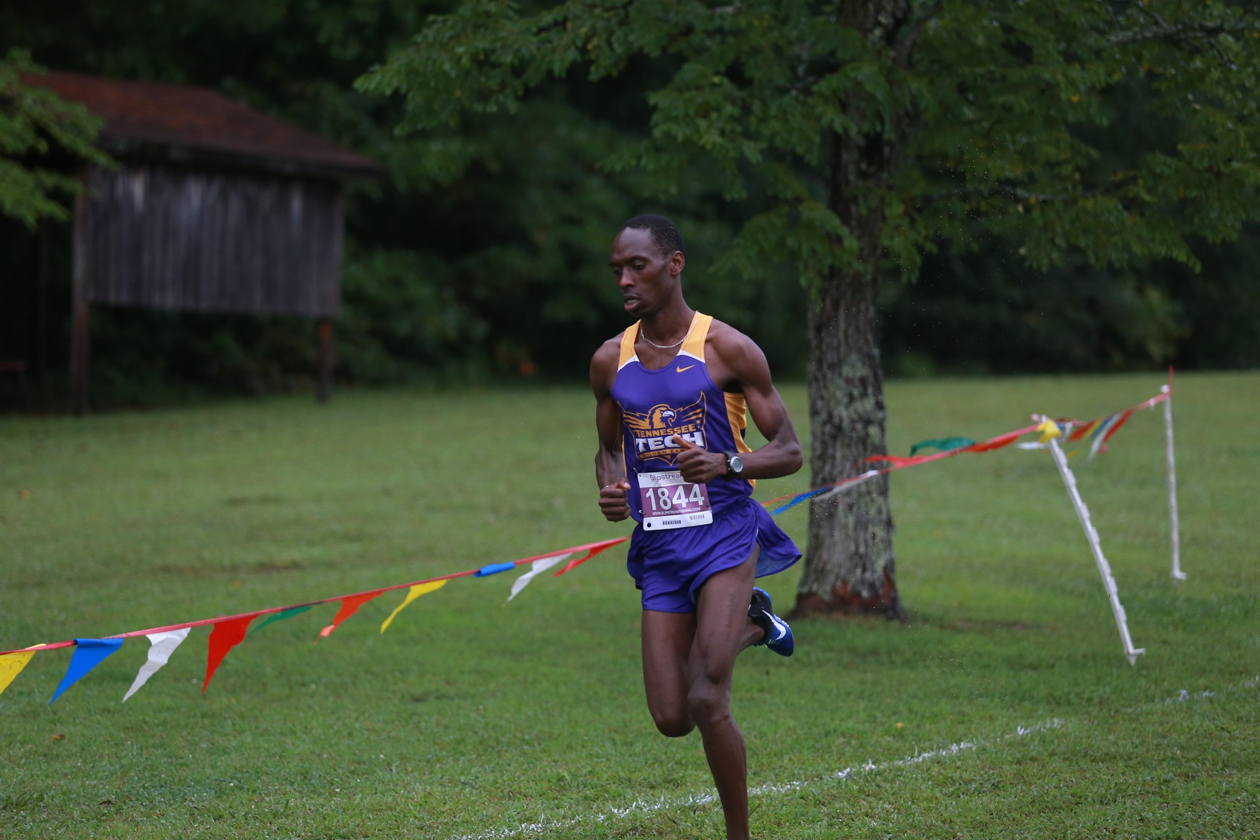 Boit earns second OVC Male Runner of the Week honor of 2017