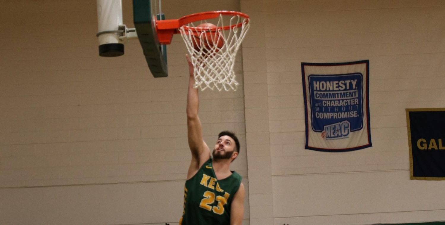 Sam Brown (23) scored nine points for the Wolves on Sunday -- Photo by Brooke Overton