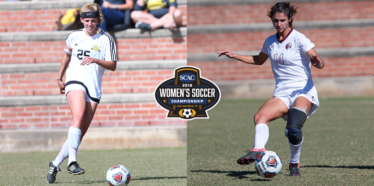 Trinity and Southwestern Punch Tickets to SCAC Women's Soccer Championship Game