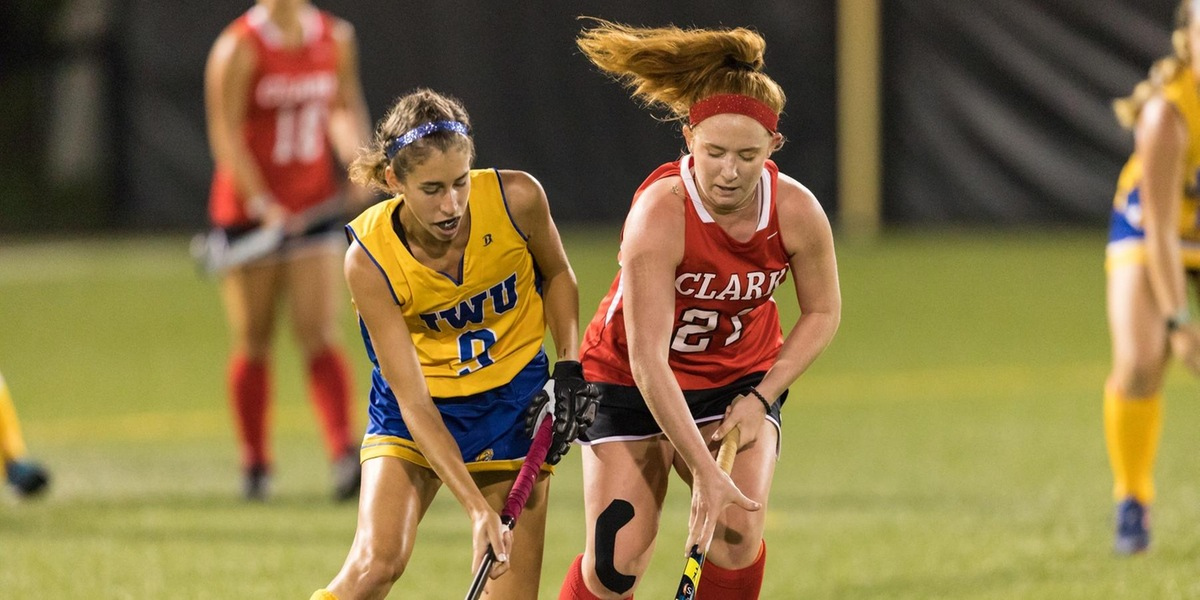 Field Hockey Battles to 4-3 Victory Over Golden Bears