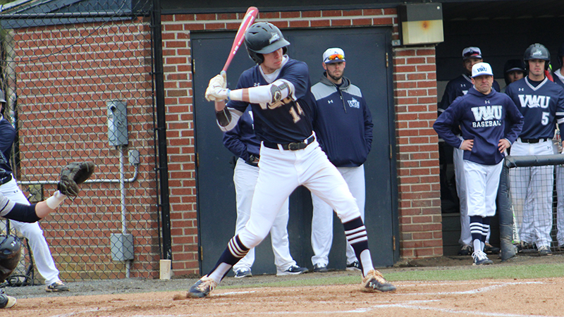 Baseball Splits But Bows Out of ODACs with Loss to Macon