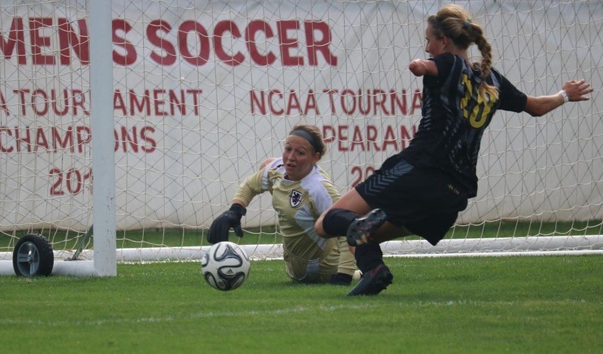 Women's Soccer Falls to Adrian in Home Opener
