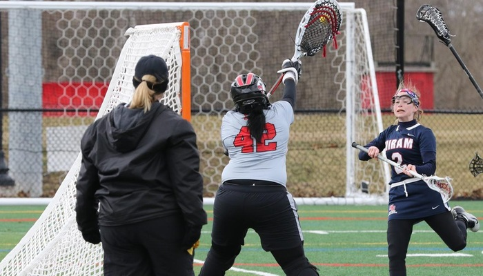 Women's Lacrosse suffers setback at John Carroll