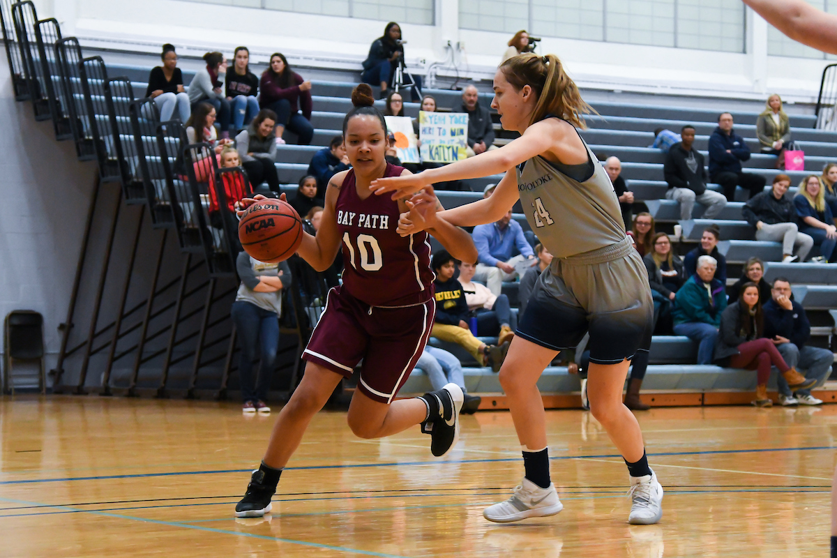Bay Path drops home opener 54-47 to Medgar Ever College