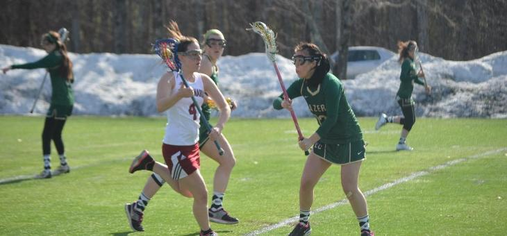 Women's Lacrosse: Wildcats Claw Past AMCATS