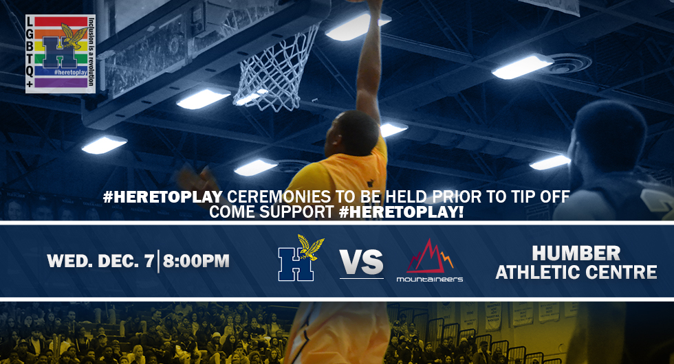 HAWKS HOST MOUNTAINEERS ON #HERETOPLAY NIGHT