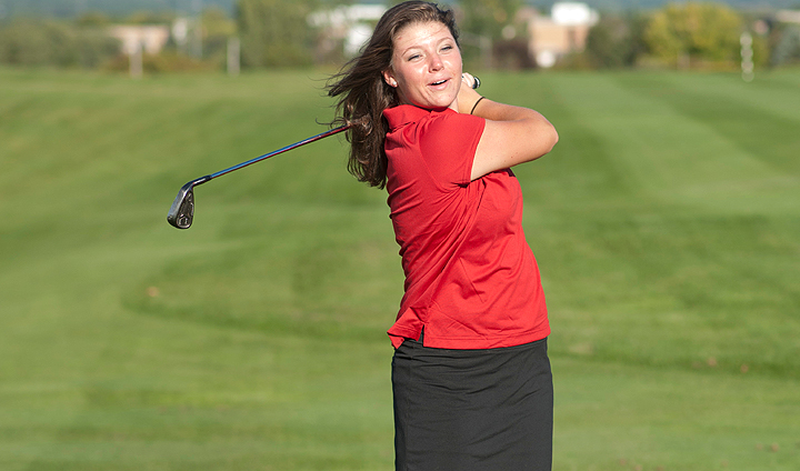 Women's Golf Earns Runner-Up Honors At Northwood Invitational