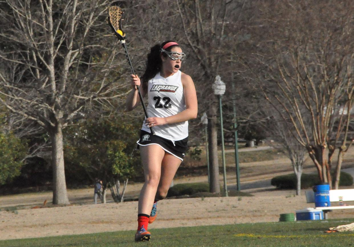 Lacrosse: Dillard's record game propels Panthers past Agnes Scott 19-14