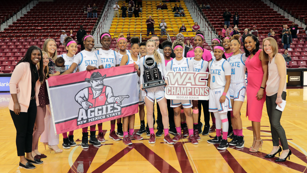 2019 WAC Women's Basketball Tournament Bracket Announced