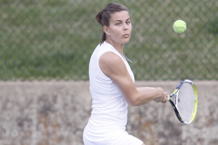 Eagles finish third at ODAC Tournament
