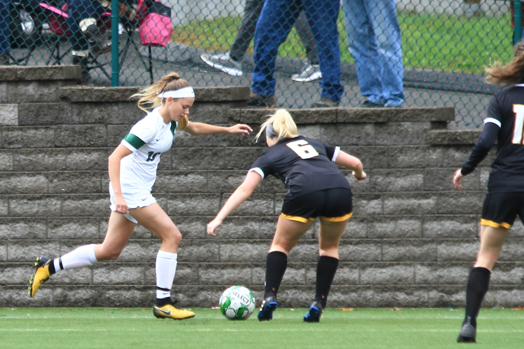 Women's Soccer Closes Regular Season With 2-0 Win At ENC