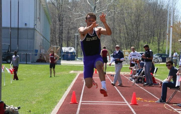Castillo, Jackson Lead DC at the HCAC Championships