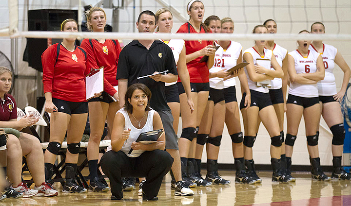 Ferris State Volleyball Opens GLIAC Play This Weekend