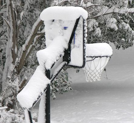 Predicted Ice Cancels Wednesday Basketball Doubleheader, Moved to February 17