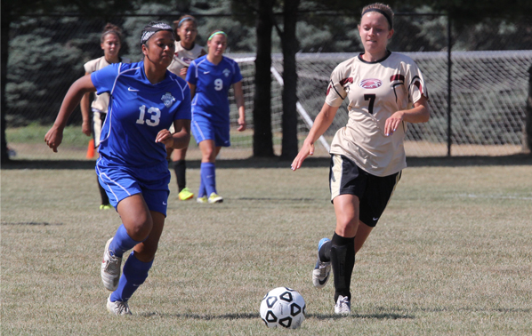 Women's Soccer Sets New Record
