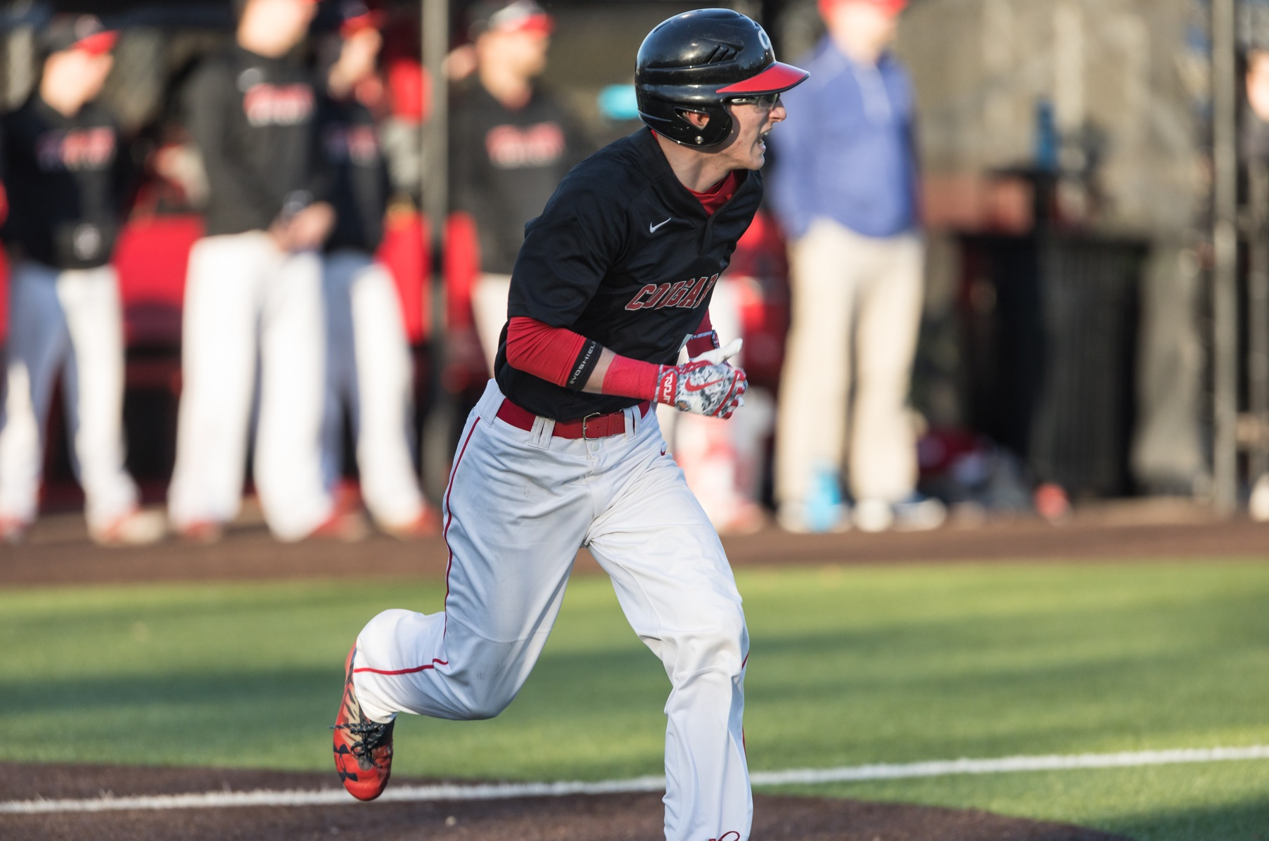 Baseball Battles to Extra Inning Victory Over Springfield