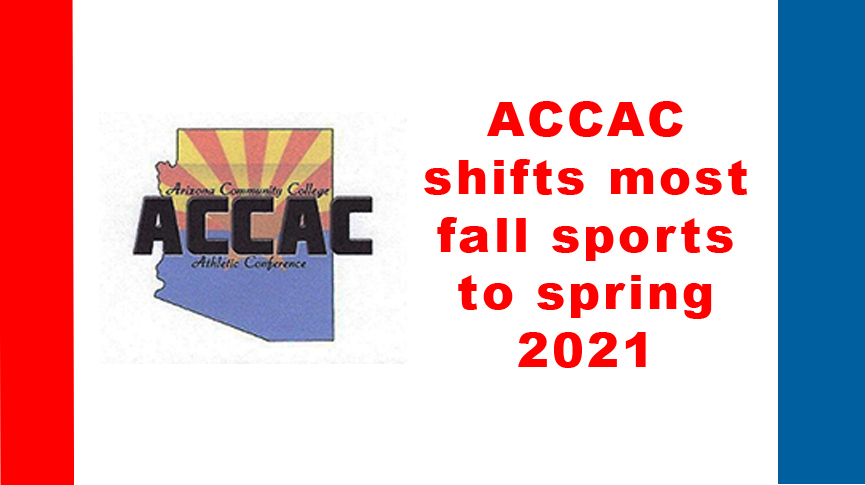 ACCAC shifts most fall sports to spring 2021