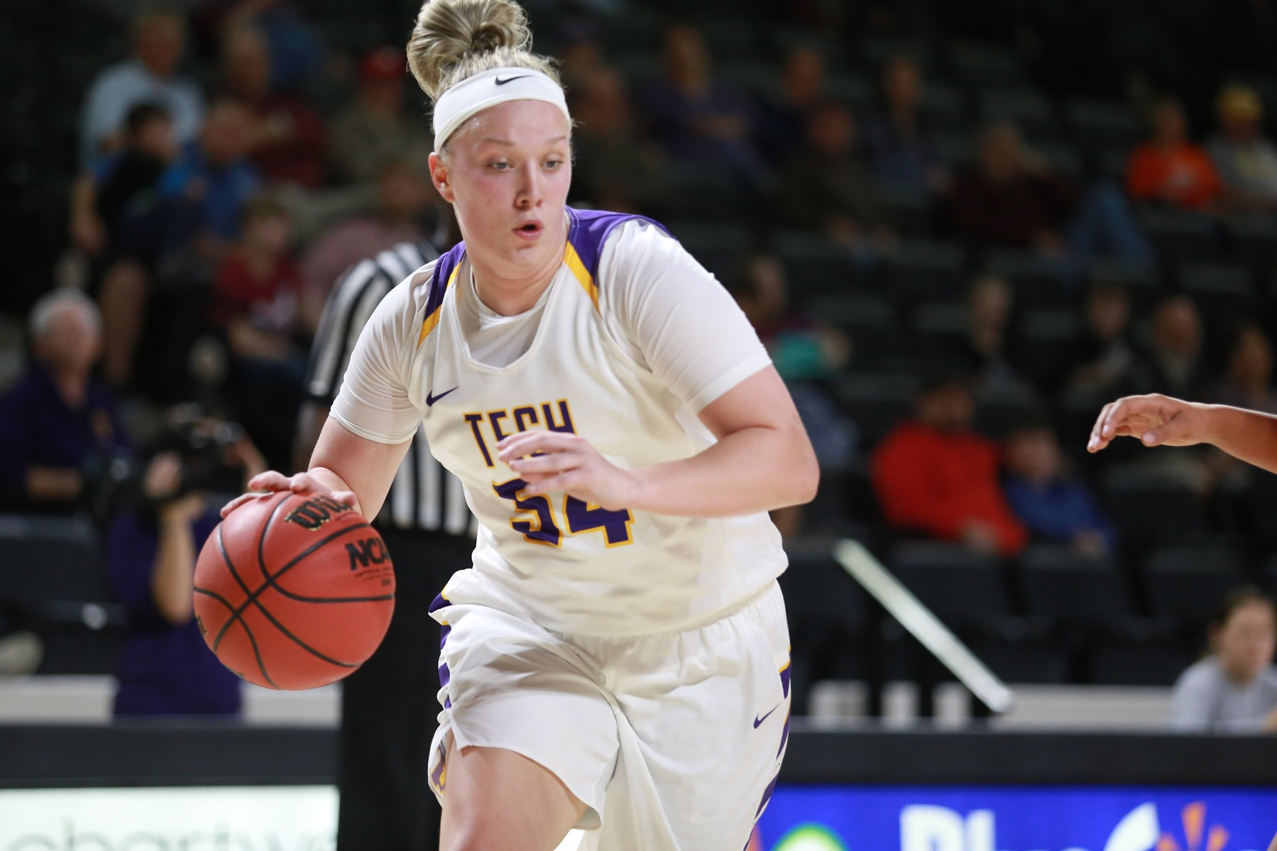 Tech rights ship; defeats Austin Peay for first OVC win