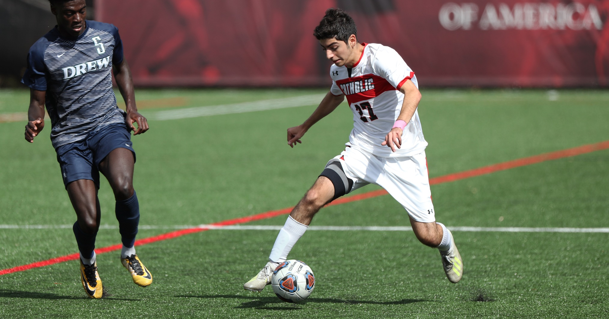 No. 10 Cardinals Stay Perfect in Landmark With Win at Juniata