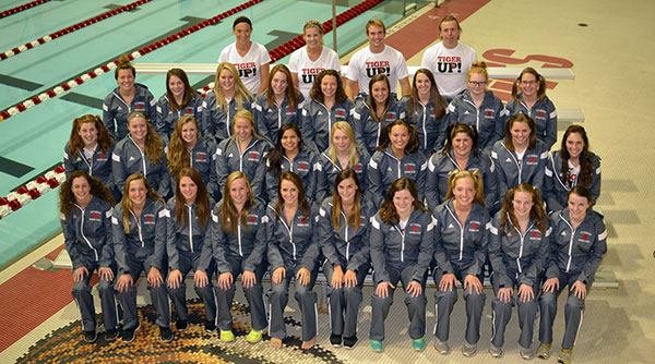 2015-16 Wittenberg Women's Swimming and Diving