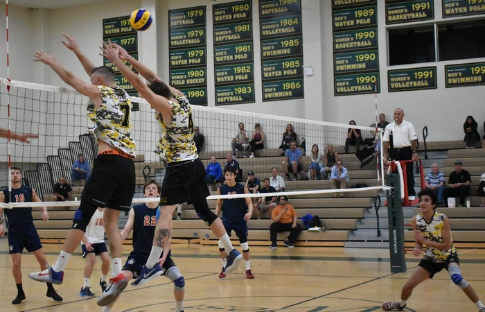 Rustlers are Swept on Sophomore Night