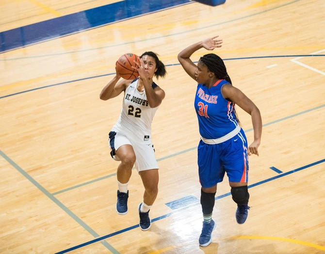 Women's Basketball Falls to Manhattanville in Season Opener