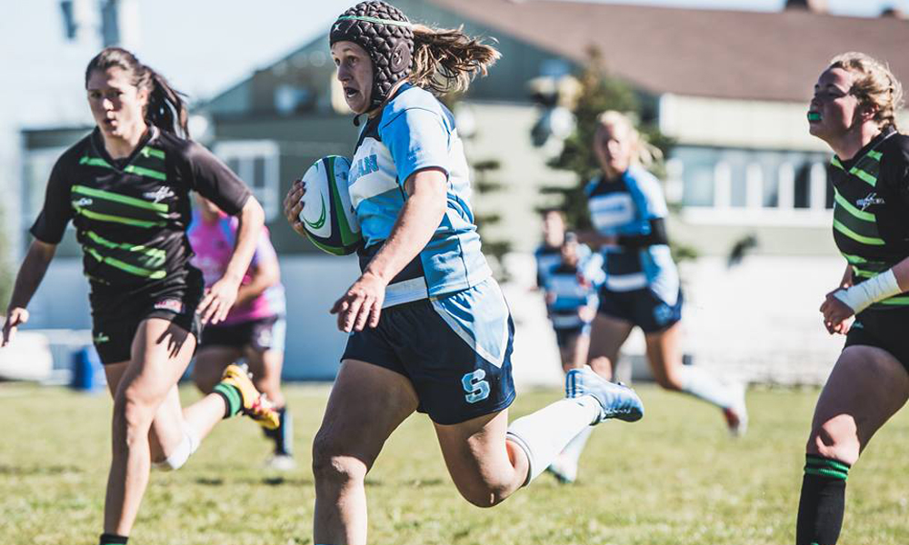 Women's rugby lose ground in playoff hunt