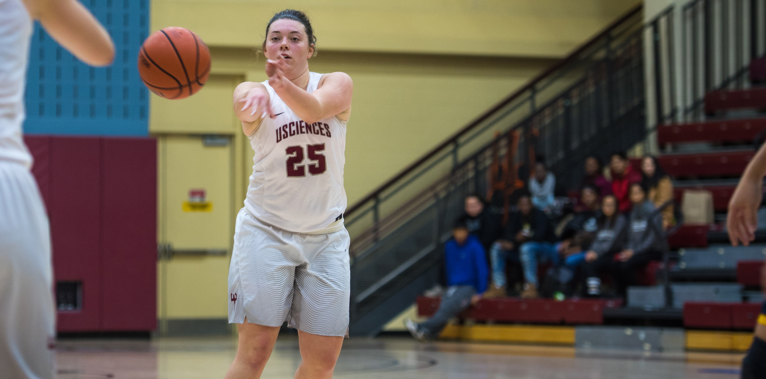 No. 5 Women's Basketball Extends Win Streak to Season-Long 12 Games with 65-52 Victory at Holy Family