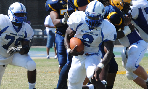 Bryce has 224 yards and four touchdowns in loss to Wingate