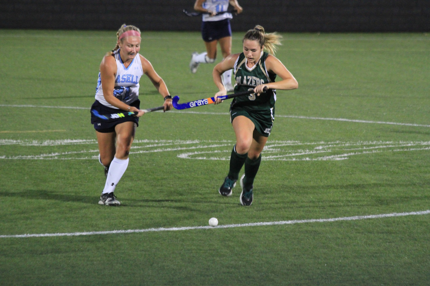 Lasell Downs Field Hockey