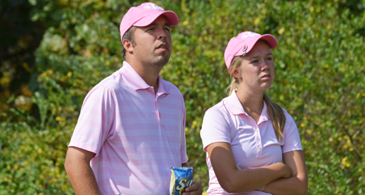 Freshmen lead Tech women at Pinehurst on day one