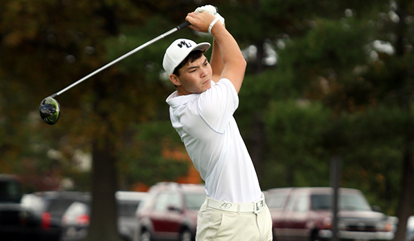 Jordan Lamb Leads Dennis Rose Invitational After Two Rounds; Wilmington Sits in Third