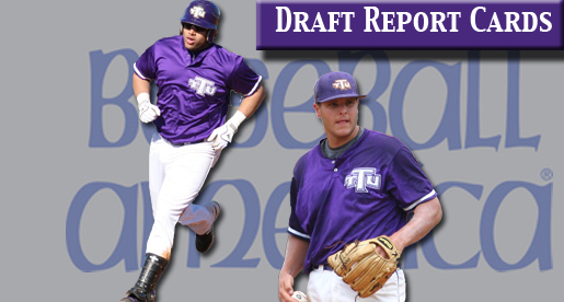 Kirby-Jones, Pryor mentioned in Baseball America's Draft Report