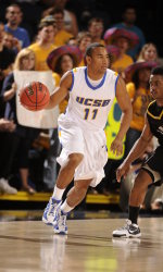 Gauchos Take Two-Game Winning Streak to Fullerton Saturday