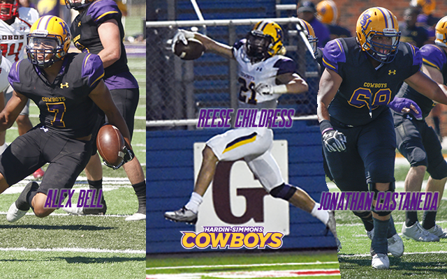 Three Cowboys Named Preseason All-Americans