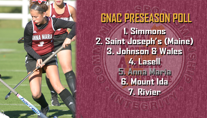 Field Hockey Selected Fifth in Preseason Coaches Poll