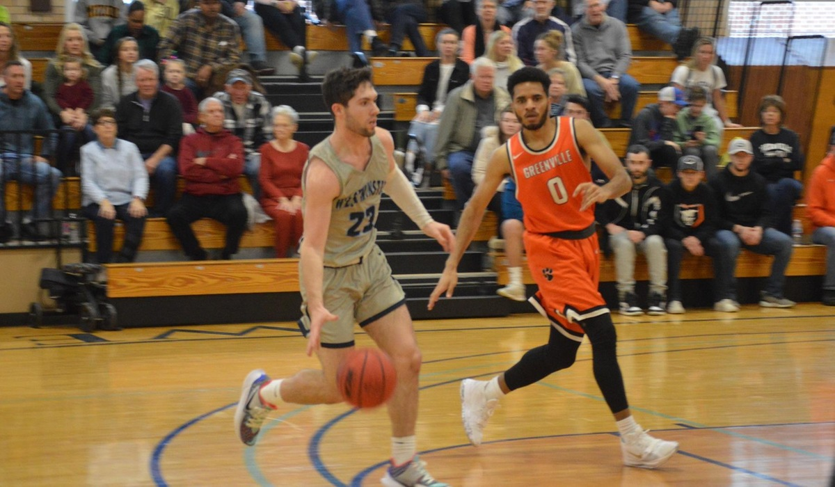 Westminster Men's Basketball Defeated by Spalding