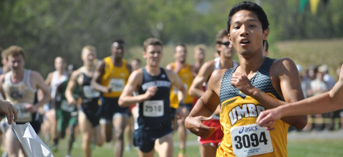 Men's Cross Country Wraps Up Season at NCAA Regionals