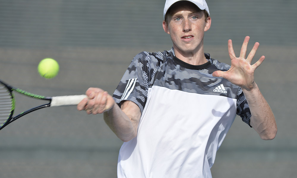 MEN'S TENNIS FALLS TO GRAND CANYON, WILL PLAY IN GOLDEN STATE INVITE 3RD PLACE MATCH