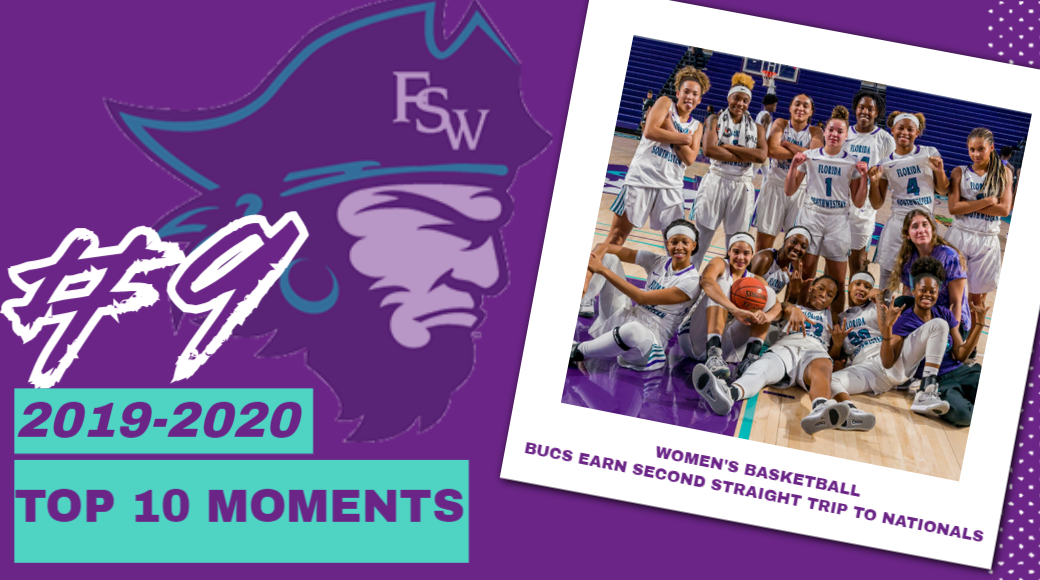 FSW Top 10 Moments of 2019-20; #9 Bucs Earn Second Straight Bid to Nationals