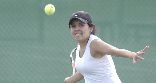 Women's tennis downs Southeast Missouri, 5-2